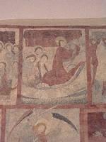 Bile der Fresken, Auferstehungskirche