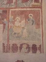 Bild der Fresken, Auferstehungskirche